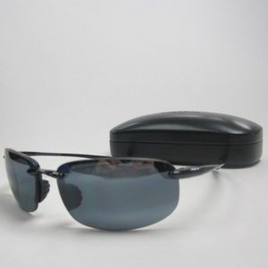Maui Jim MJ407-02 Polariz. Men's Sunglasses/STL539